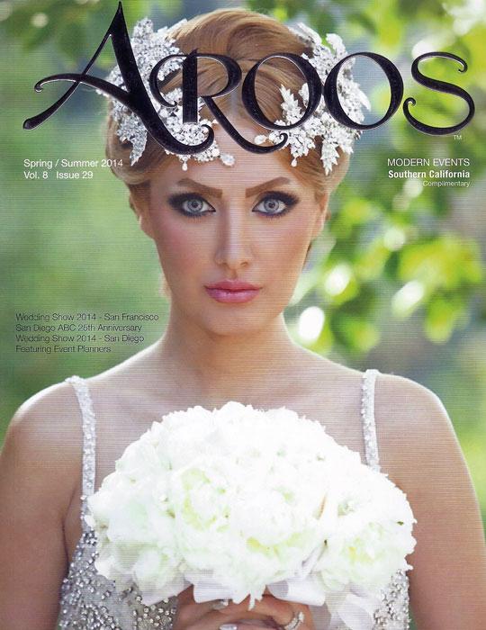 Aroos Magazine La Dolce Idea Wedding