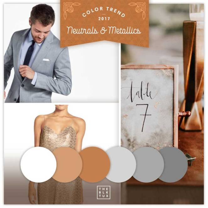 ladolceidea color trends neutral beige grooms the black tux